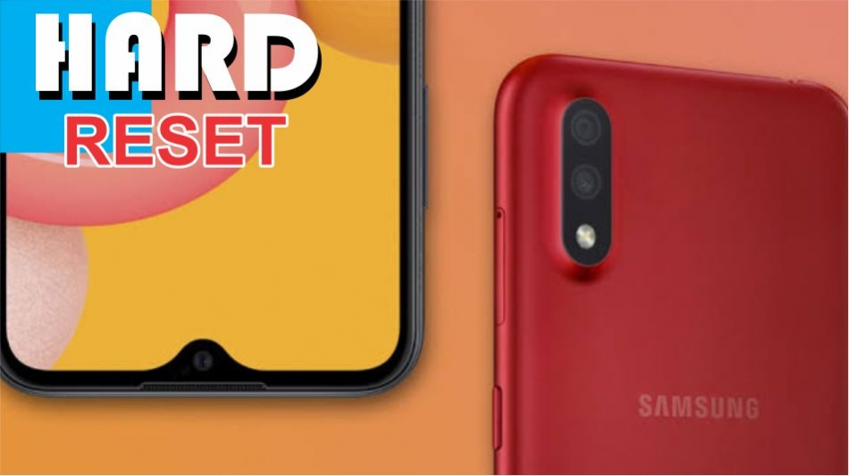How To Hard Reset Samsung Galaxy A01